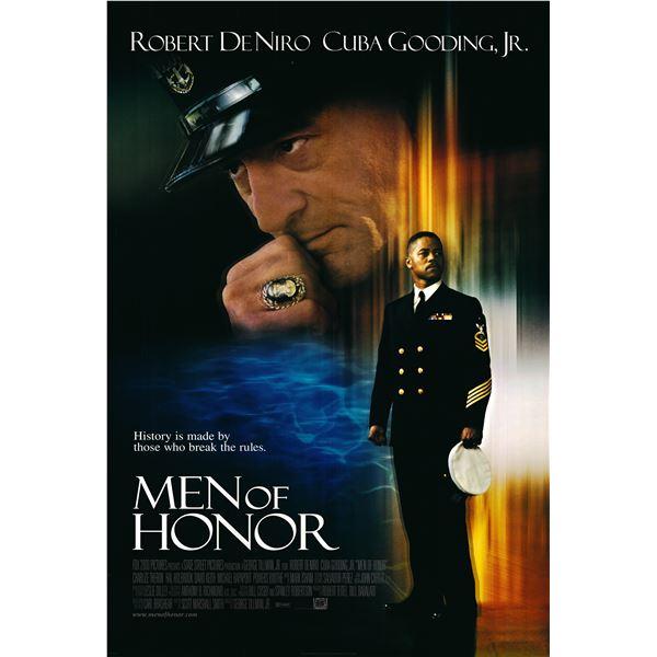 Men of Honor 2000 original movie poster