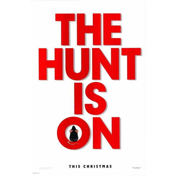 Mouse Hunt 1997 original movie poster