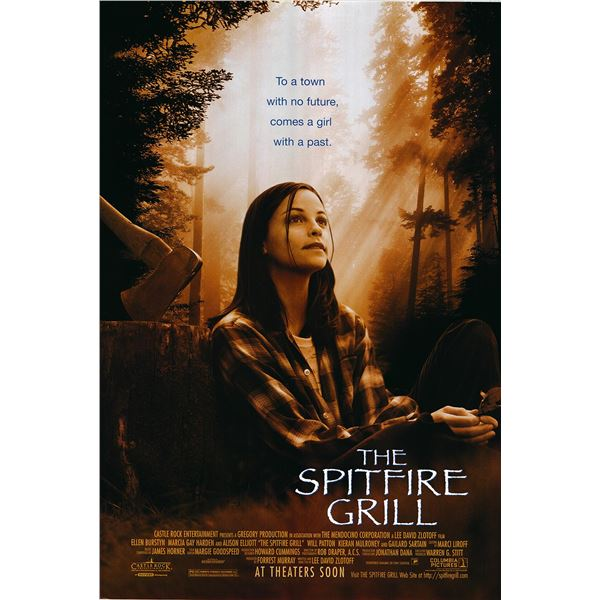 The Spitfire Grill original 1996 vintage one sheet movie poster