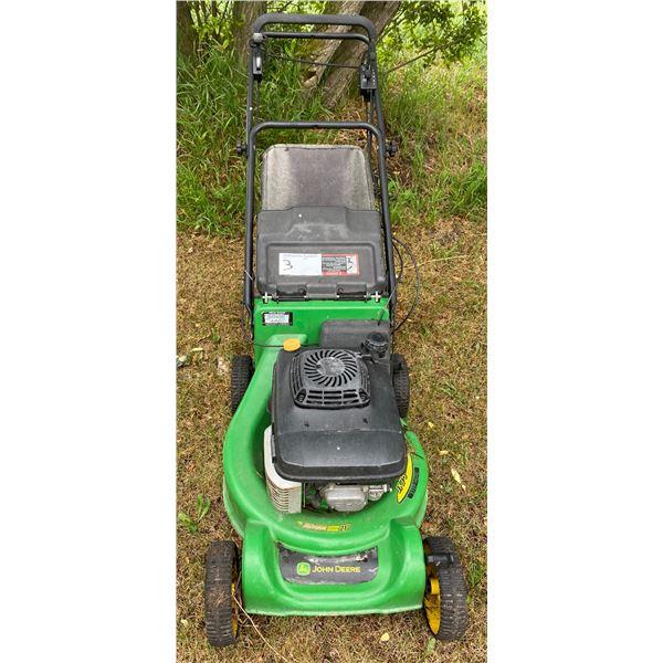 J.D. JX75 Lawn Mower