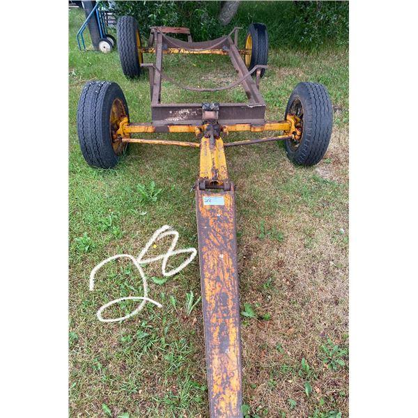 Heavy Farm Wagon w/ Hitch