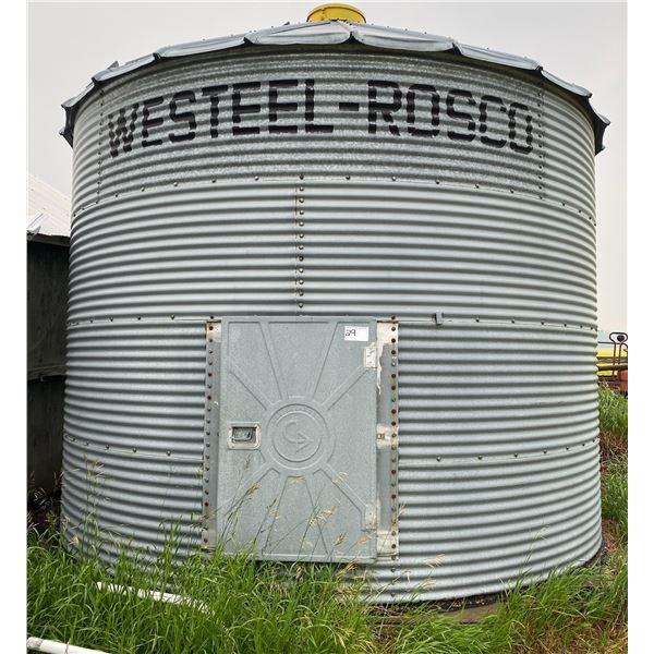 Westeel-Rosco Grain Bin