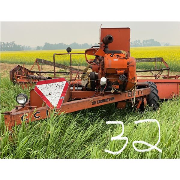 C.C.I.L. Swather for Parts