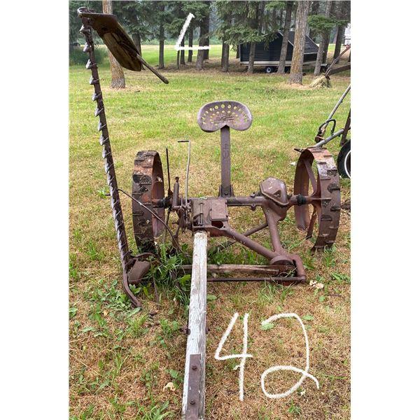 5' I.H.C. #9 Horse Mower
