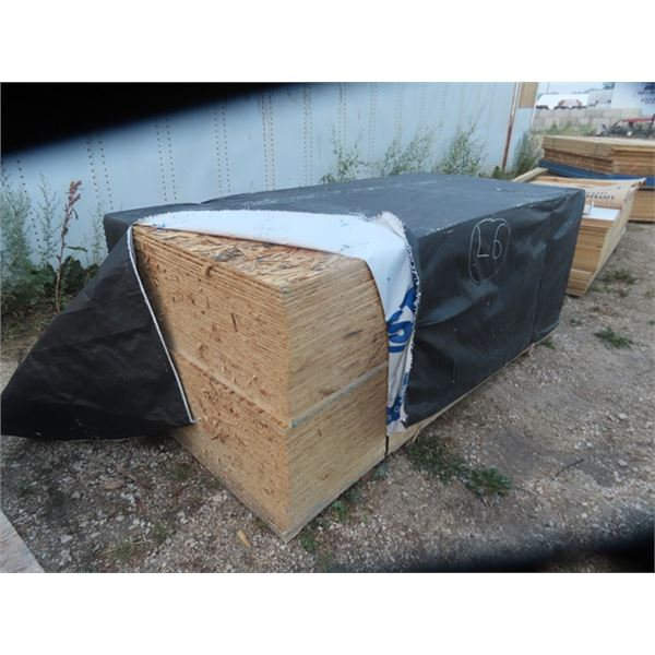 """OSB - 78 PCS - 4 x 8 x 7/16"""" ONE MONEY FOR ALL"""