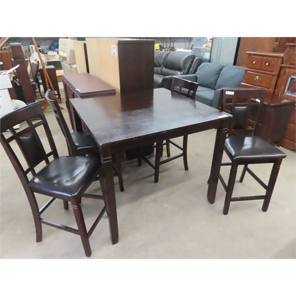 HI Style Table & 4 Chairs