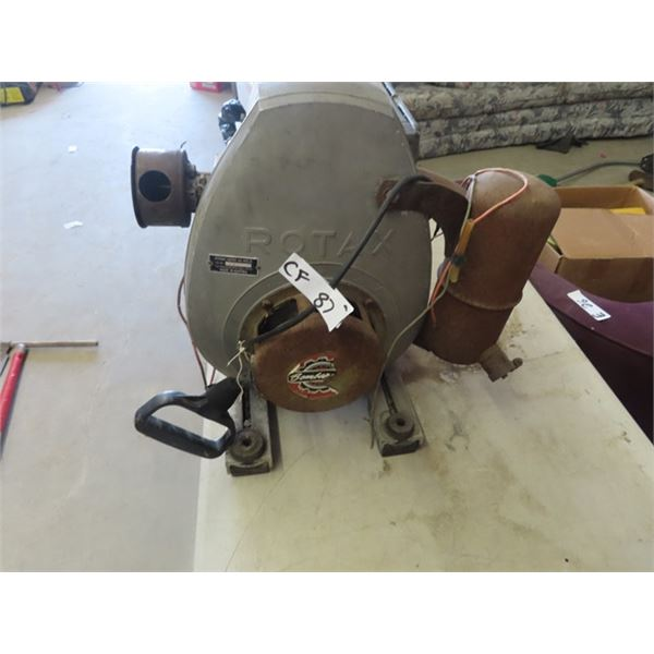 Rotax 299 CC Snowmobile Engine-Turns Over Compression