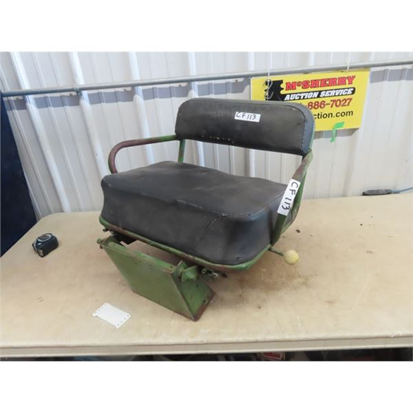 JD Tractor Seat