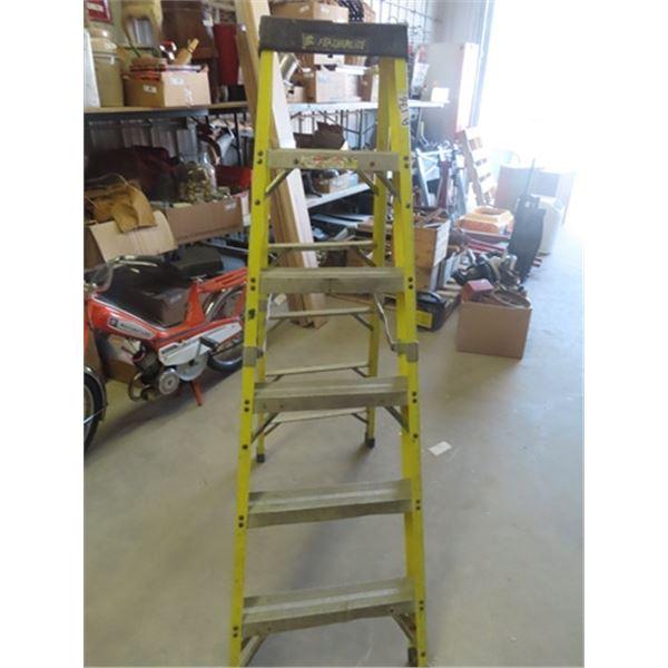 Feather Lite Step Ladder