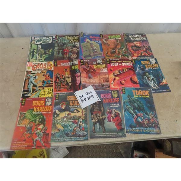 Approx 14- 15 Cent Comics