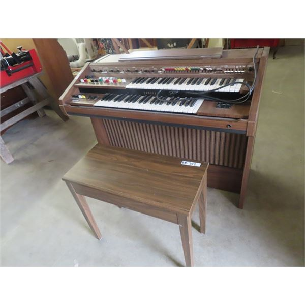 Yamaha Mdl CSY-1 Organ