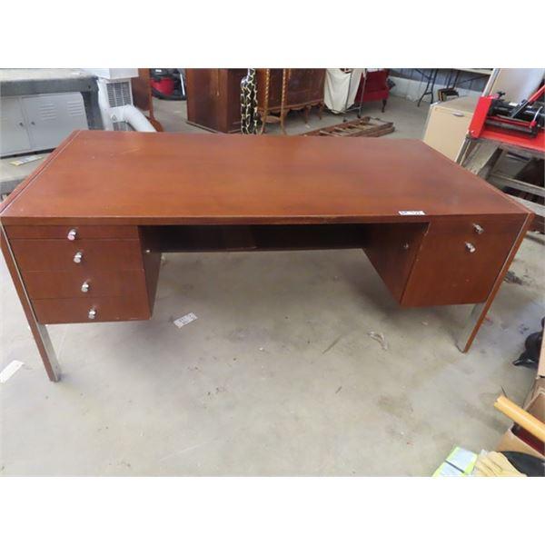"""Desk 29""""H 78""""W 32""""D"""