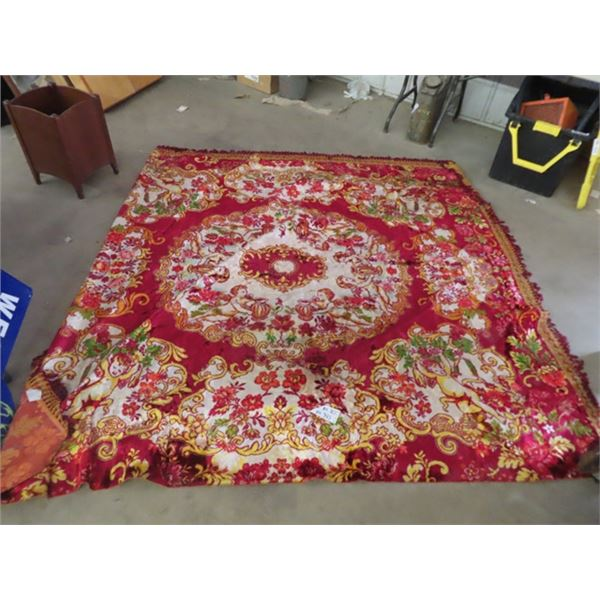 """Area Rug Approx 86"""" x 86"""""""