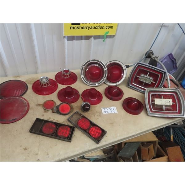 Old Autolights , Ford Galaxy & Others