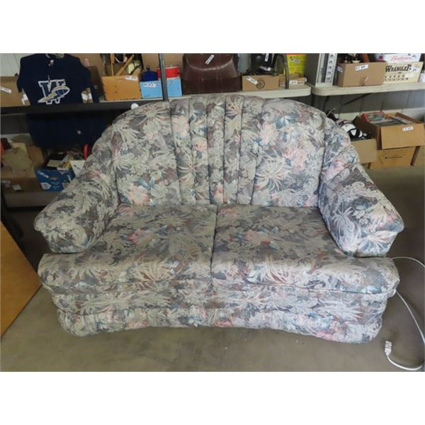 Upholstered Loveseat - Nice Condition