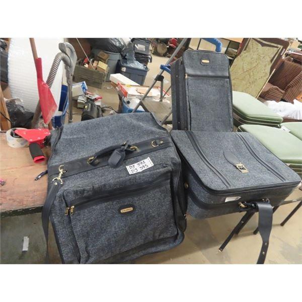 2 Sets of Luggage