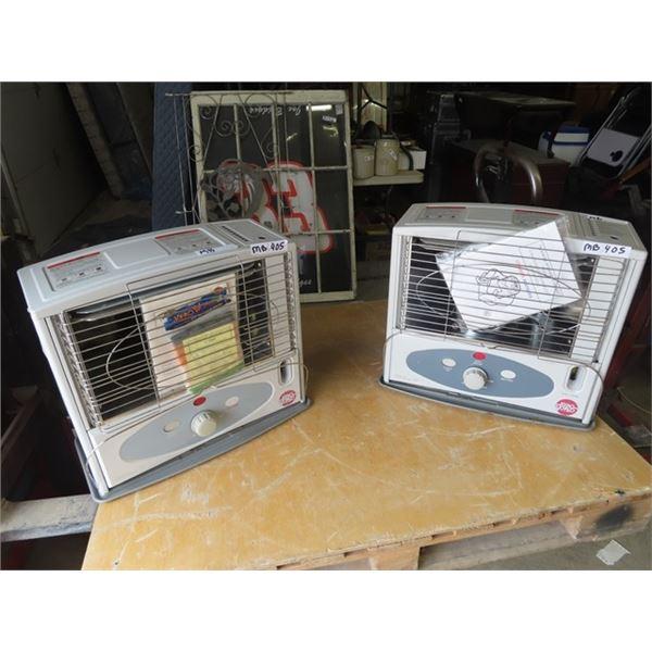 (MB) 2) Kero World Kerosene Heaters
