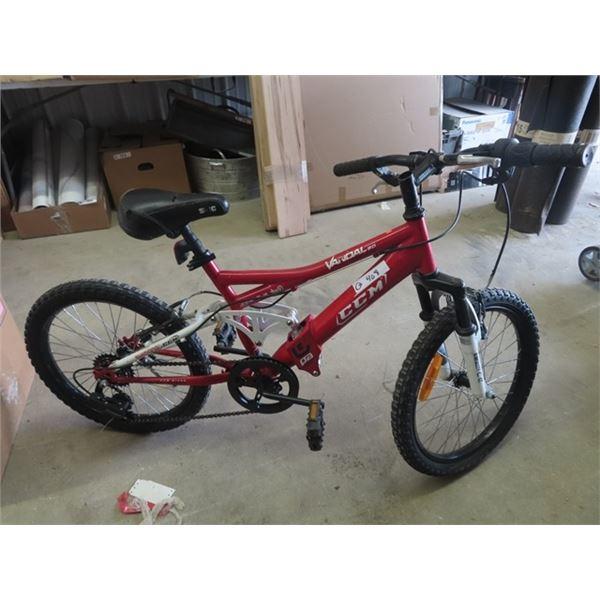 CCM Vandal 20 Pedal Bike