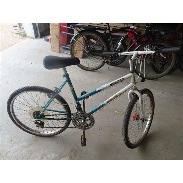 (MB) RIALTO 12 Speed Pedal Bike