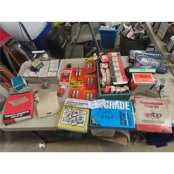 Spark Plugs, Carb Kits, Ignition Plus More!