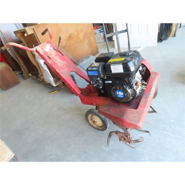 MTD Roto Tiller w a New 6.5 HP Engine - Works