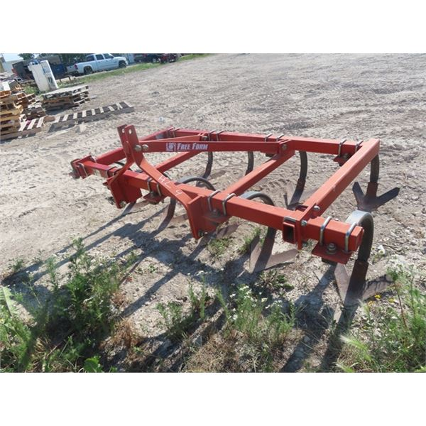 Bourgault Ind. Free Form 7' 3PH Cultivator, Well Built Used Only 1 Season
