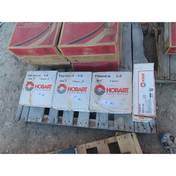 (SD) 4 Boxes Sealed Welding - Fabshield 21B