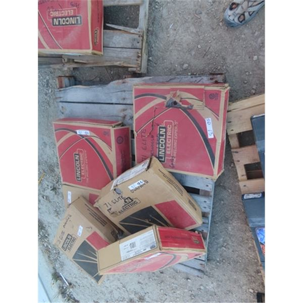 (SD) 6 Boxes Sealed Welding - Outshield 71 Elite