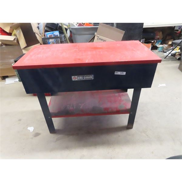 King Parts Washer