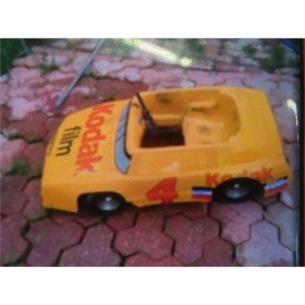 Nascar Kodak Pedal Car