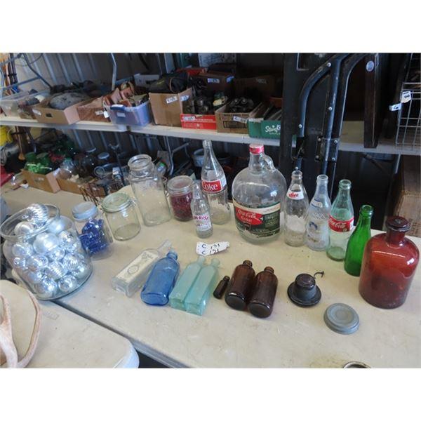 Coke Bottles, Sealers, - Medicine Bottles Plus