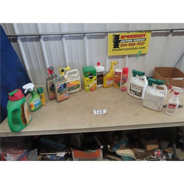 Yard Care, Insecticides , Sprinkler , Flower Bed Tools