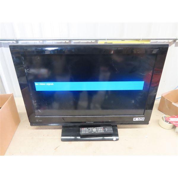 "Toshiba TV 32"" W Remote"