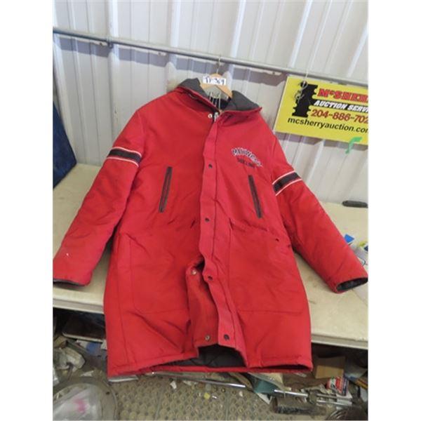 Winter Jacket L/XL?