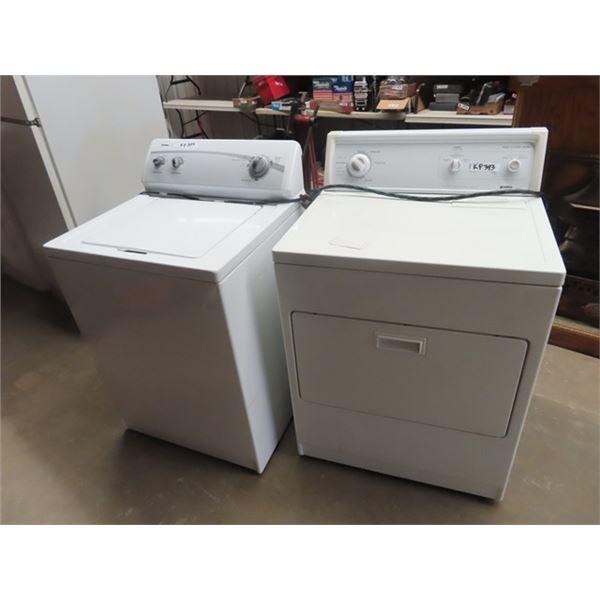 Kenmoer Washer & Dryer (works great!)