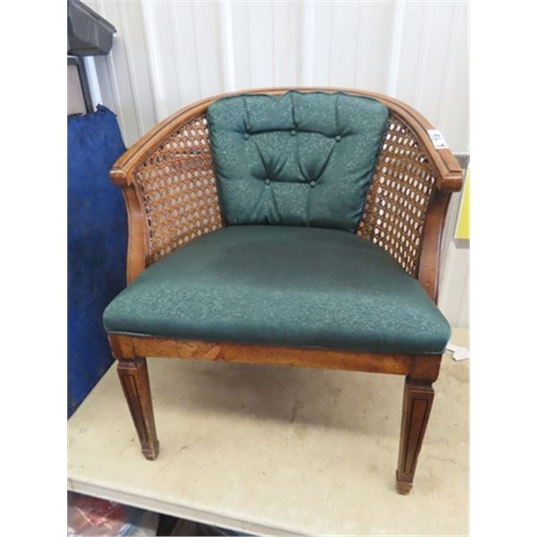 Occation Cane Chair