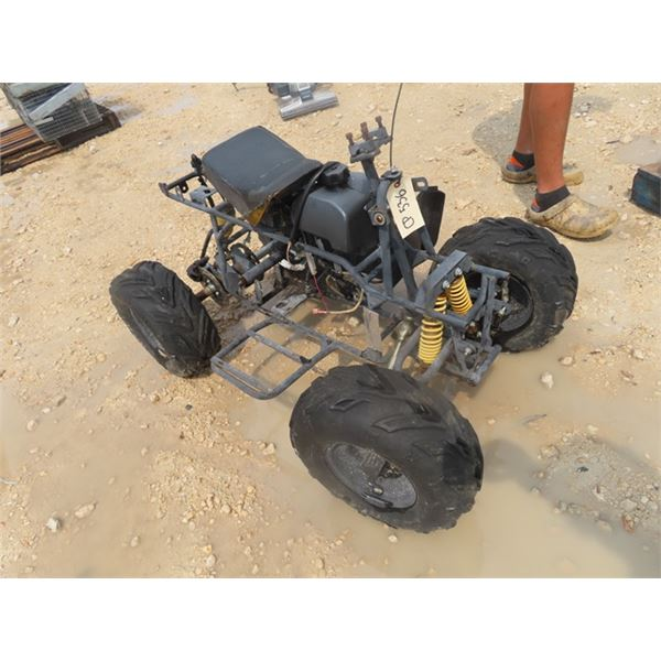 Chinese Quad -AS IS - Not Complete