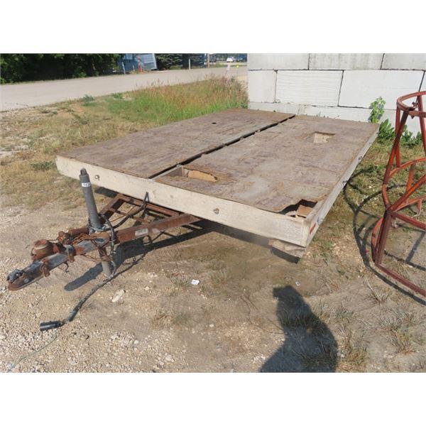 BH 12' Flat Deck