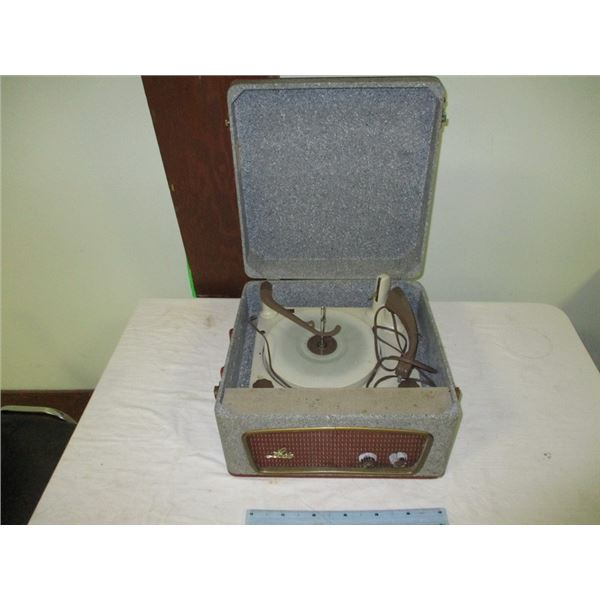 Vintage BSR record player