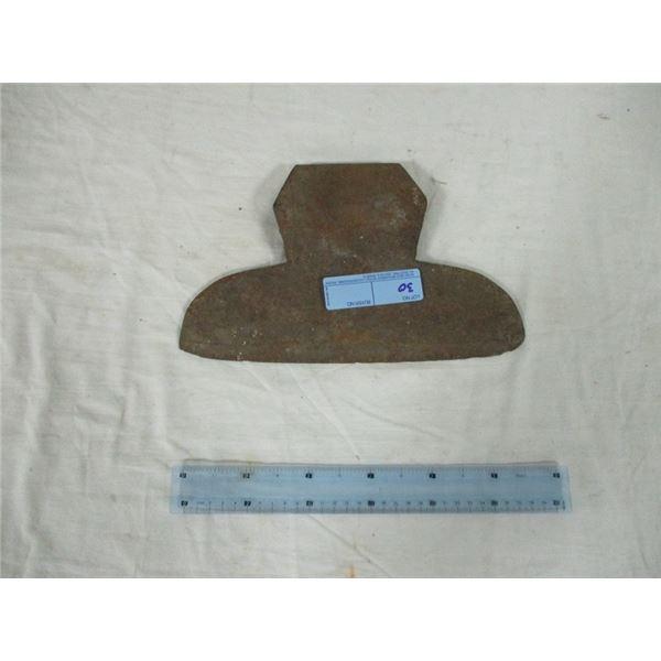 Broad axe head