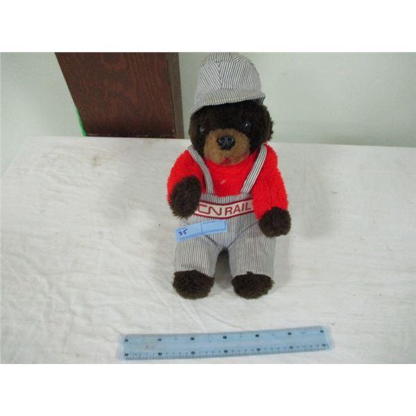 CNR stuffed toy
