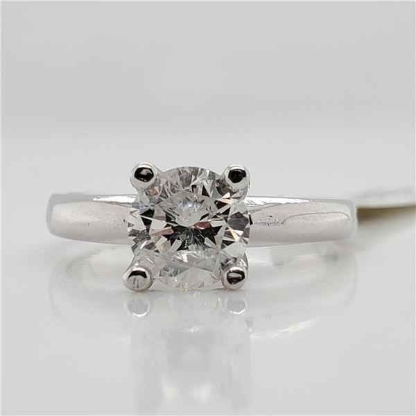 10K DIAMOND (0.95CT) RING SIZE 6