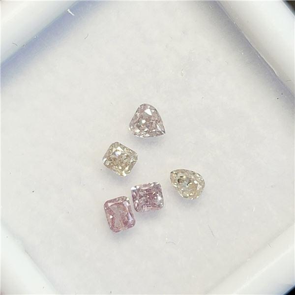 PINK DIAMOND(0.35CT)