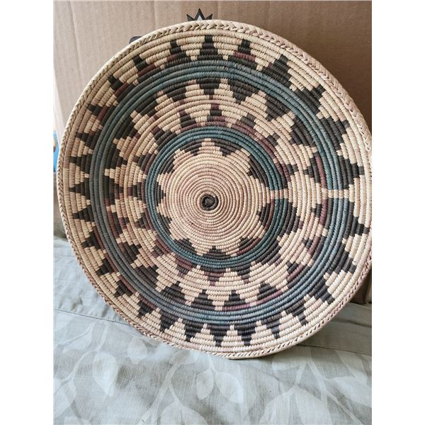 First Nations basket coil