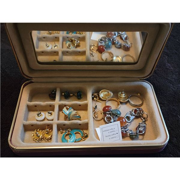 jewelry lot case
