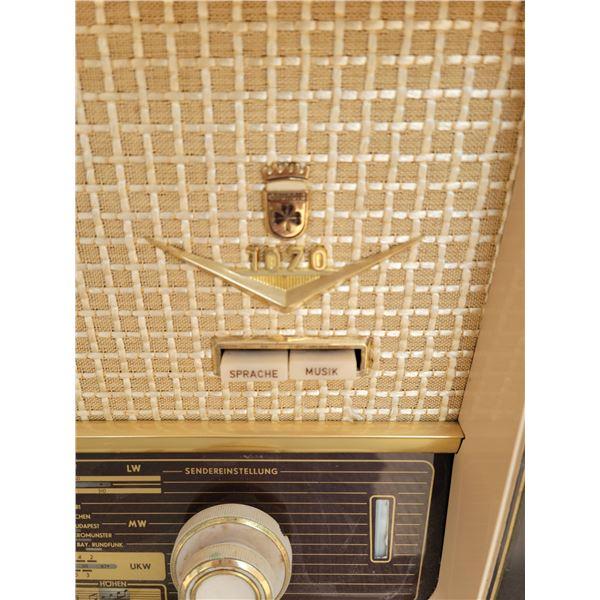 Radio Grundig German vintage