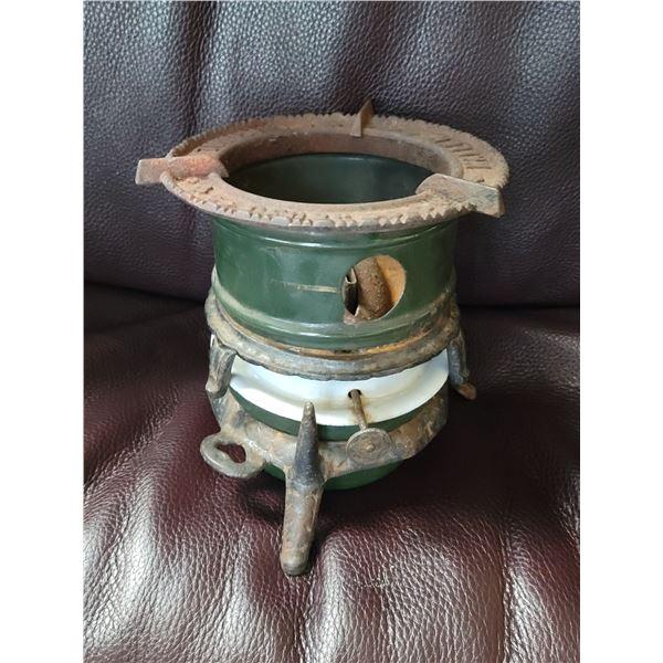 Haller stove antique