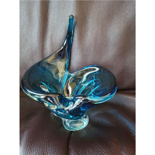 blue chalet glass
