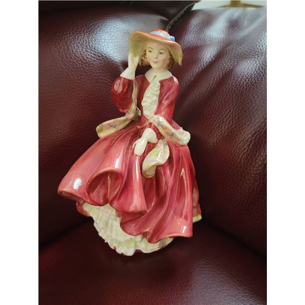 Royal Doulton top of the Hill Figurine