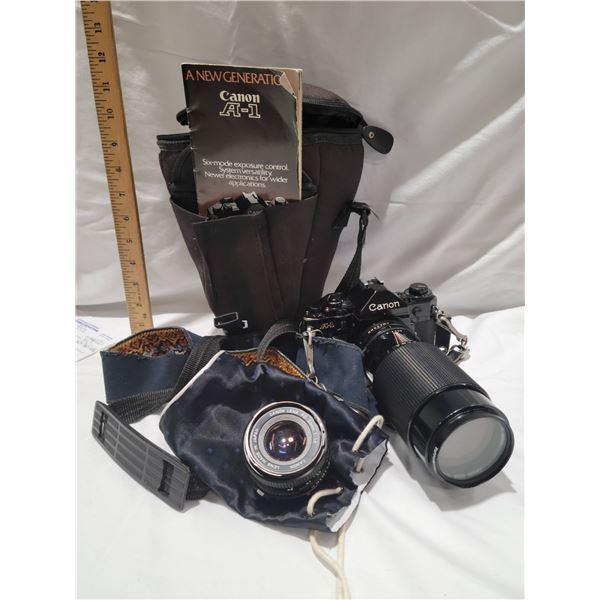 canon camera lot